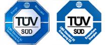 Vedi certificati TÜV SÜD