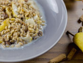 Porridge di Farro